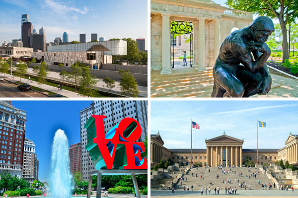 An Art Lovers Weekend in Philadelphia